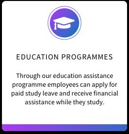 1. Education Programmes