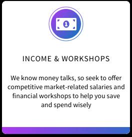4. Income & Workshops